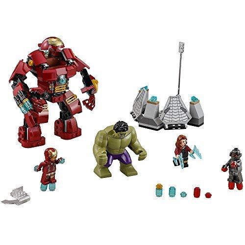 LEGO Superheroes 76031 Age of Ultron: The Hulk Buster Smash