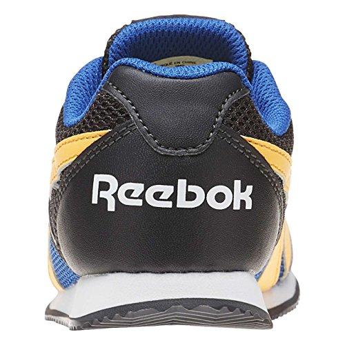 Reebok Bd4000, Sneakers trail-running garçon Bleu