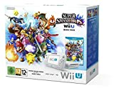 Console Nintendo Wii U 8 Go blanche + Super Smash Bros.