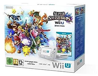 Console Nintendo Wii U 8 Go blanche + Super Smash Bros. (B00R1A0DA4) | Amazon price tracker / tracking, Amazon price history charts, Amazon price watches, Amazon price drop alerts