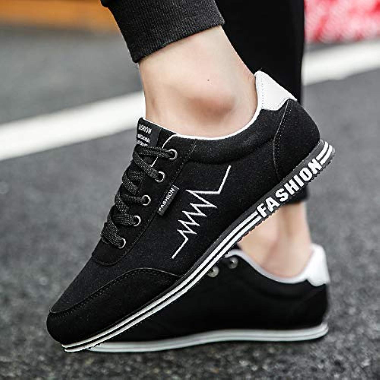 NANXIEHO Men Leisure Classic Canvas scarpe Men Trend Student Flat scarpe da ginnastica | Eccellente valore  | Uomini/Donna Scarpa