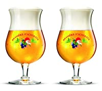 This La Chouffe beer glass is top quality and created by the d'Achouffe brewery from Belgium. It contains25cl and is the best way to enjoy your wonderful brew. These products are also very popular gifts for both yourself or for others.BreweryThe Bra...