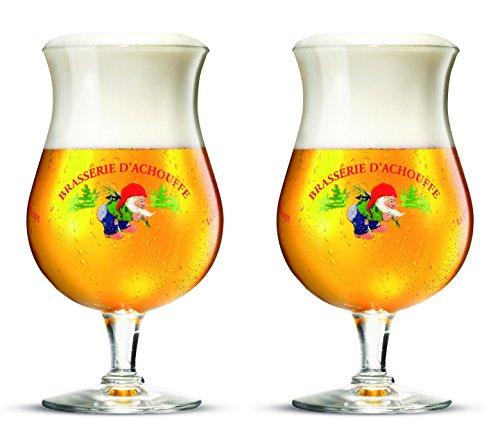 Verres a Biere La Chouffe 25cl (Set de 2)