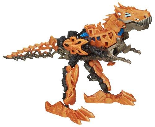 Transformers – A6160 – Construct Bots – Dinobot Grimlock – 25 Pièces
