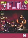 Drum Play-Along Volume 5: Funk (Hal Leonard Drum Play-Along)