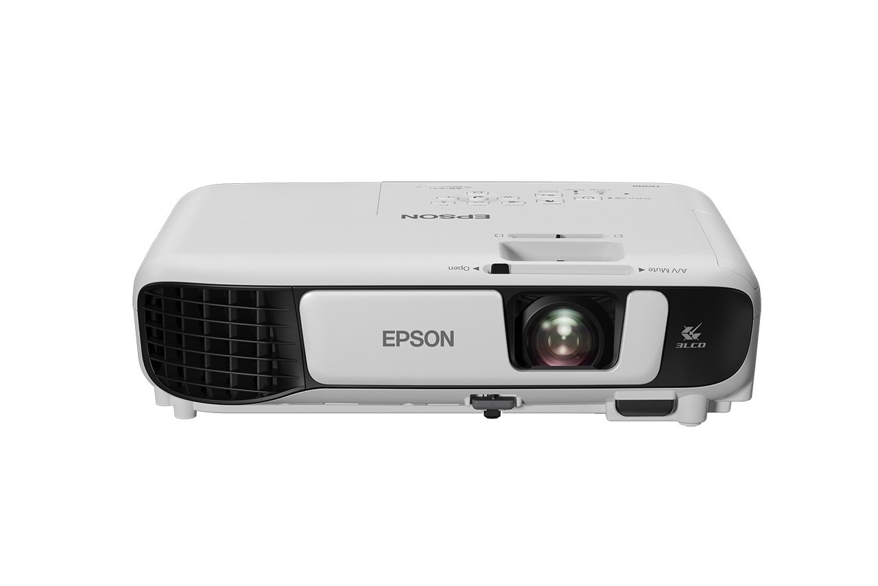 51nBKRNOlNL - Epson EB-S41 3LCD, 3300 Lumens, 300 Inch Display, SVGA Projector - White