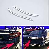 2 ABS Galvanik Automarke Nebelschlussleuchte Box Nebelschlussleuchte Zeichen für Accord 2018