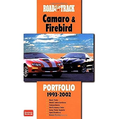 R&t Camaro & Firebird Portfolio 1993-2002