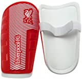 Official Liverpool FC Kids Shin pads - A Great Gift / Present For Boys, Sons, Friends, For Christmas, Birthdays, Valentines Day Or Just As A Treat For Any Avid Football Fan