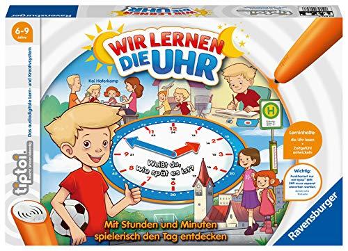 Ravensburger 00847 Wir Lernen die Uhr