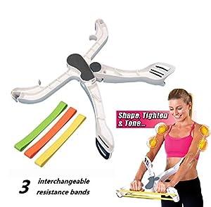 Wonder Bras, Ebuy Bras de fitness entraînement du haut du corps machine Home Programme d'exercice – résistance Bande d'exercice et Lift seins et ton Bras