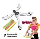 Wonder braccia, Ebuy braccio fitness attrezzature upper Body workout Machine Home Exercise Program - Fascia di resistenza esercizio & Lift seni e tonificare braccia