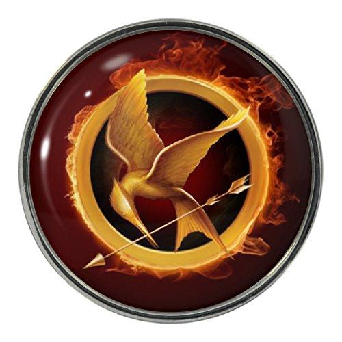 Design Metall-Pin Badge (Hunger Games Dekorationen)