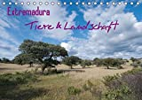 Extremadura, Tiere & Pflanzen (Tischkalender immerwährend DIN A5 quer): Bilder von Landschaft und Tieren der Extremadura im Herzen Spaniens ... [Kalender] [Dec 10, 2013] Martin, Christof - Christof Martin