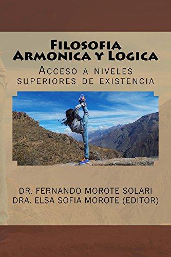 Filosofia Armonica y Logica por Fernando Morote-Solari