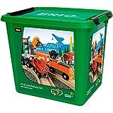 Brio 33198103 Bahn Großes Güterbahnhof-Set [Spielzeug] [Spielzeug] [Spielzeug]