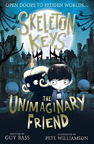 Skeleton Keys: The Unimaginary Friend Stitch Stripe Tie