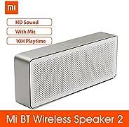 مكبر صوت مي بي تي مربع 2 سماعات ستيريو محمولة عالية الدقة مكبرات صوت باس الموسيقى أو مشغل الموسيقى مكبر الصوت