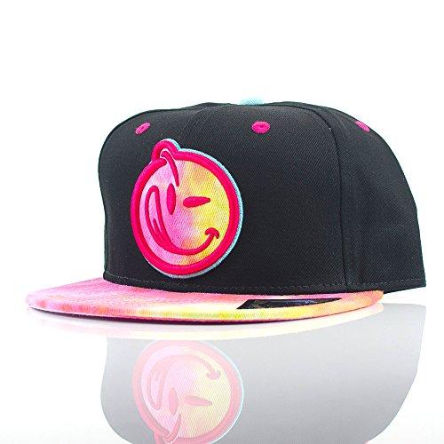Preisvergleich Produktbild Yums Herren Baseball Cap schwarz schwarz One size
