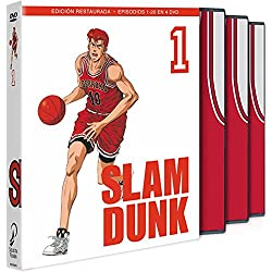 Slam Dunk - Box 1 [DVD]