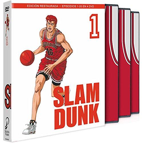Slam Dunk - Box 1 [DVD]
