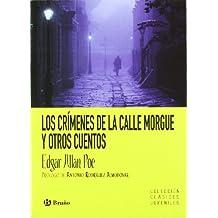 Los crímenes de la calle Morgue y otros cuentos (Castellano - A Partir De 12 Años - Clásicos Juveniles)