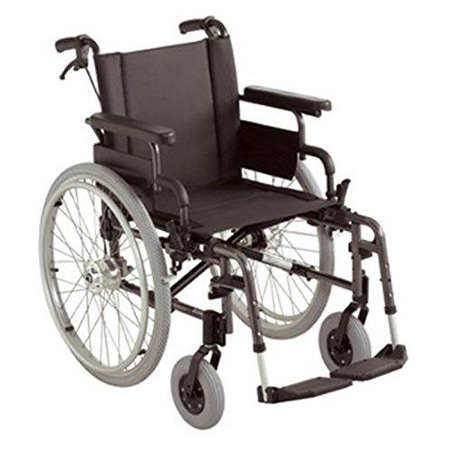 Rollstuhl Action 2, mit Trommelbremse lang SB 41 cm