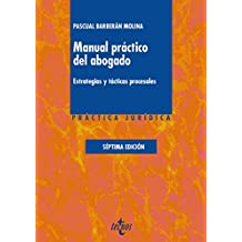 Manual Práctico Del Abogado. Estrategias Y Tácticas Procesales (Derecho - Práctica Jurídica)