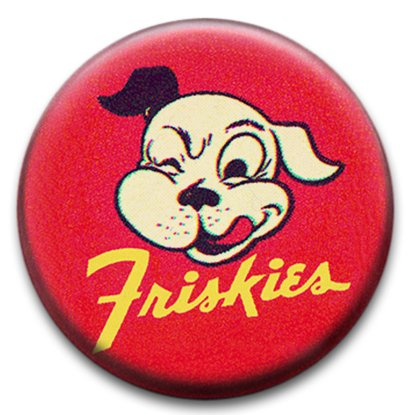 friskies-dog-badge