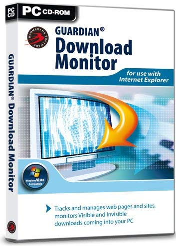 Guardian Download Monitor (2008) (PC CD) Guardian Monitor