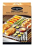 BLUE RHINO GLOBAL SOURCING 00340TV GZ Re-Usable BBQ Sheet