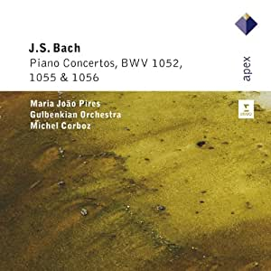 Piano Concertos/Bwv 1052,1055 & 1056