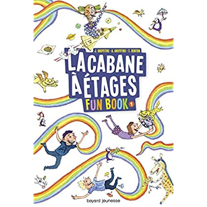 Fun Book, Tome 01: La cabane à étages Le fun book