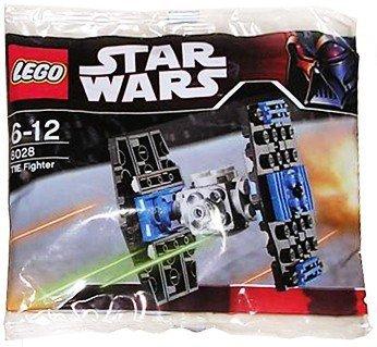 Imagen principal de LEGO 8028 Star Wars - Caza estelar TIE