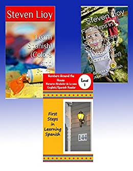 Learn Spanish with Our Books | Lightspeed Spanish