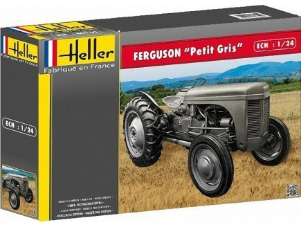 Heller 81401–ferguson–piccolo grigio–scala 1/24
