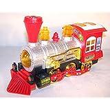 New Latest Kids BUBBLE TRAIN ENGINE Bump & go Toy Bubbles Maker Blower MACHINES
