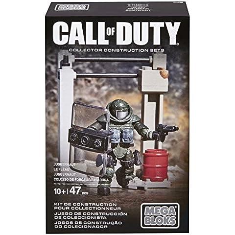 Call of Duty - Juggernaut, juego de construcción (Mattel CNF08)