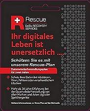 Seagate Datenrettungsservice, Produktkarte mit Code zur Registrierung, deutsch, PC & Mac, Modellnr.: STZ