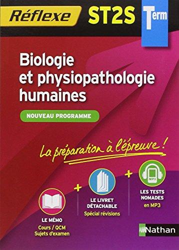 Biologie et physiopathologie humaines ST2S