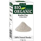 Indus Valley Natural Kaoline/Clay Powder For Acne, Blackheads And For Glowing Skin 100Gm