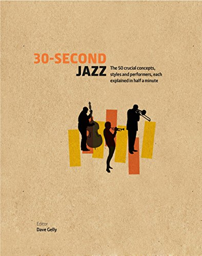 30-Second Jazz: The 50 crucial concepts, styles and performers, each explained in half a minute (Piano De Bossa)