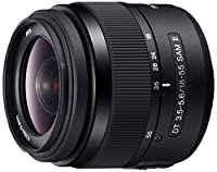 Sony 18-55mm f/3.5-5.6DT SAM - Objetivo para Sony (distancia focal 18-55...