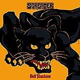 Screamer: Hell Machine (Translucent Blue Vinyl/Gtf.) [Vinyl LP] (Vinyl)