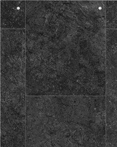 1201-2X4 - Tile Effect High Quality Anti Slip Vinyl Flooring Home Office Kitchen, Bathroom Lino 2M Roll (3.8 MM Thick)