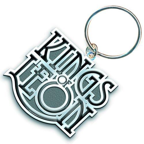 Kings of Leon - Schlüsselanhänger Scroll Logo (in One Size) -