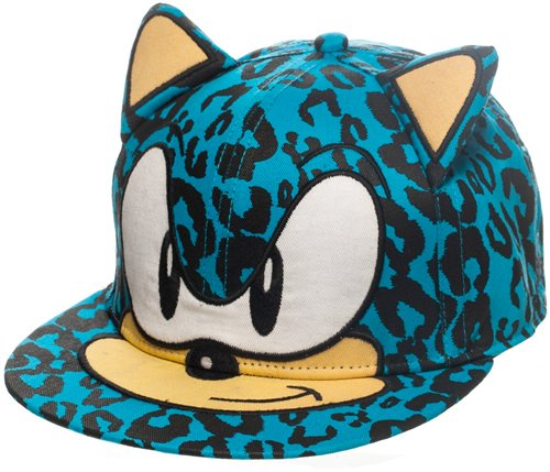 Sonic Snapback Kappe Sonic Leopard [Andere Plattform] (Bio-leopard)