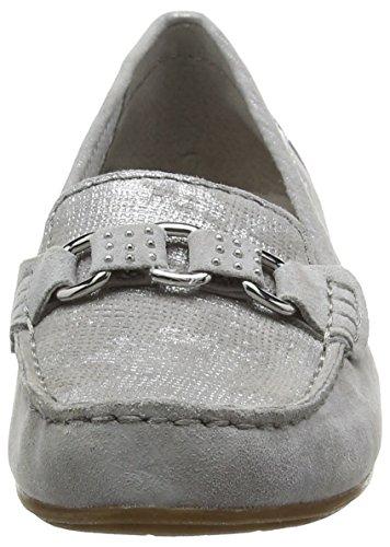 Gabor, Mocassins Femme Gris (19 stone/grau)