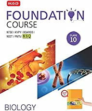 Biology Foundation Course for NEET/Olympiad/NTSE - Class 10