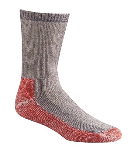Crew Heavyweight Crew Socken (Fox River Outdoor Merino Wolle Trailhead Heavyweight Crew Socken, unisex Herren, anthrazit)